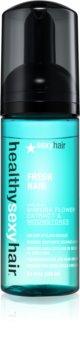 Sexy Hair Healthy pena za stling las za vse tipe las
