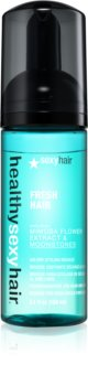 Sexy Hair Healthy stylingová pěna pro všechny typy vlasů