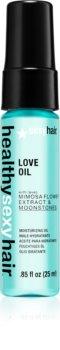 Sexy Hair Healthy олійка для волосся для зволоження та блиску