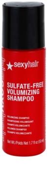 Sexy Hair Big shampoo volumizzante non contiene solfati