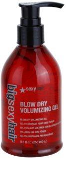 Sexy Hair Big stiling gel za volumen in obliko