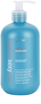Sexy Hair Healthy cuidado para proteção da cor para cabelo danificado