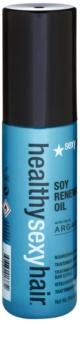 Sexy Hair Healthy aceite nutritivo para cabello para un secado rápido