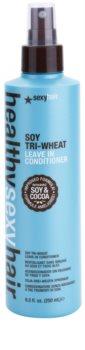 Sexy Hair Healthy bezoplachový kondicionér obsahující sóju a kakao