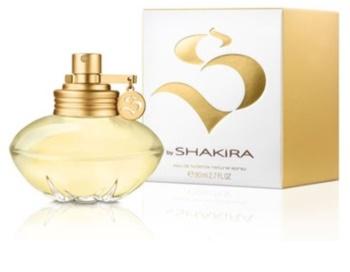 Shakira S eau de toilette nőknek 80 ml