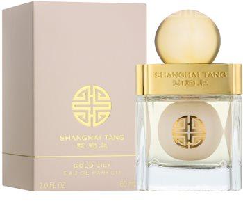 Shanghai Tang Gold Lily Eau de Parfum voor Vrouwen  60 ml