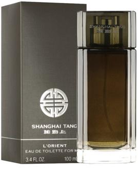Shanghai Tang L`Orient Eau de Toilette voor Mannen 100 ml