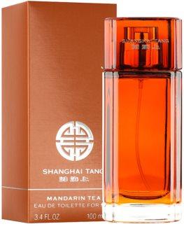Shanghai Tang Mandarin Tea Eau de Toilette voor Mannen 100 ml
