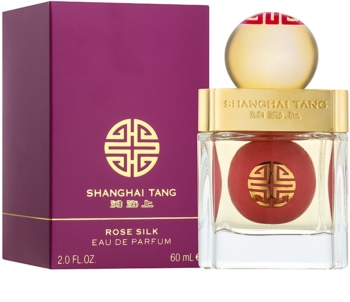 Shanghai Tang Rose Silk eau de parfum pour femme 60 ml
