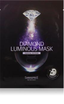 Shangpree Diamond masque tissu éclat anti-rides