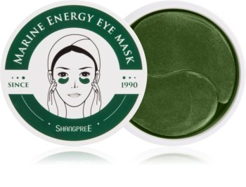 Shangpree Marine Energy Hydrogel Eye Mask For Regeneration And Skin Renewal
