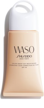 Shiseido Waso Color-Smart Day Moisturizer hydraterende dagcrème om voor effening van de teint SPF 30