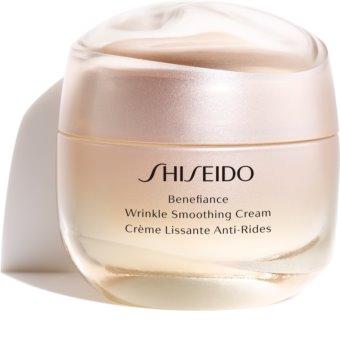 Shiseido Benefiance Wrinkle Smoothing Cream denný a nočný krém proti vráskam pre všetky typy pleti