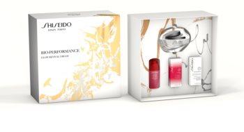 Shiseido Bio-Performance Glow Revival Cream coffret cosmétique X. pour femme