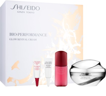 Shiseido Bio-Performance Kosmetik-Set  X.