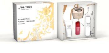 Shiseido Benefiance WrinkleResist24 kozmetika szett II. hölgyeknek