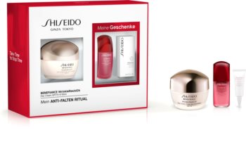 Shiseido Benefiance WrinkleResist24 Day Cream kit di cosmetici XVI. (antirughe)