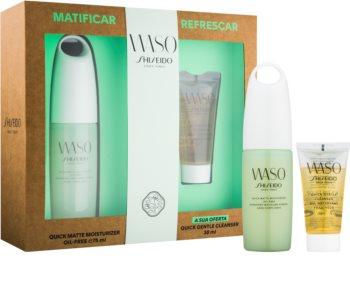 Shiseido Waso zestaw kosmetyków II.