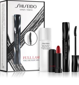Shiseido Eyes Full Lash kosmetická sada I.