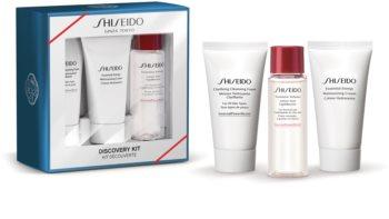 Shiseido Essential Energy Cosmetic Set III.