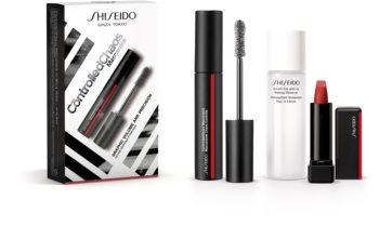 Shiseido Makeup Controlled Chaos MascaraInk coffret cosmétique I. pour femme