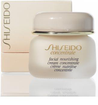 Shiseido Concentrate Facial Nourishing Cream поживний крем для шкіри обличчя