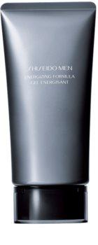 Shiseido Men Energizing Formula Erfrischende Gelpflege mit sofort kühlender Wirkung