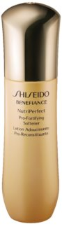 Shiseido Benefiance NutriPerfect Pro-Fortifying Softener tónico fortalecedor para pieles maduras