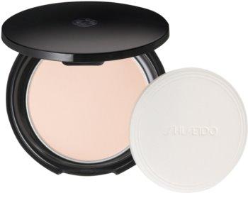 Shiseido Makeup Translucent Pressed Powder utrwalający puder matujące