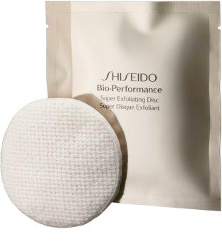 Shiseido Bio-Performance exfoliační čisticí polštářky pro omlazení pleti