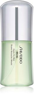 Shiseido Ibuki Quick Fix Mist bruma de corp hidratanta pentru ten gras