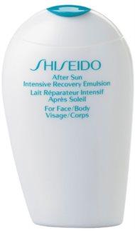 Shiseido Sun Care After Sun erneuernde After-Sun Emulsion Für Gesicht und Körper