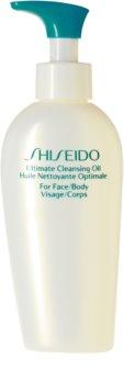 Shiseido Sun Care After Sun óleo de limpeza  pós-solar