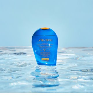 Shiseido Sun Care Expert Sun Aging Protection Lotion Plus WetForce Wasserfester Anti-Aging Sonnenschutz SPF 50+