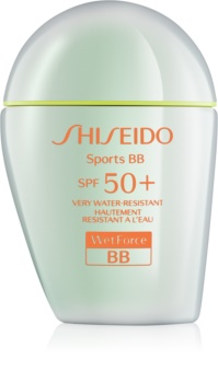 Shiseido Sports BB крем SPF 50+
