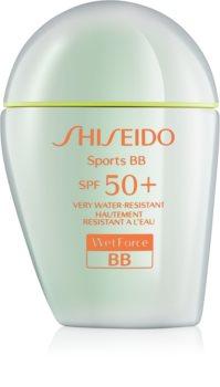 Shiseido Sports crema BB SPF50+