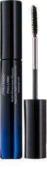 Shiseido Eyes Full Lash voděodolná řasenka pro prodloužení, natočení a objem