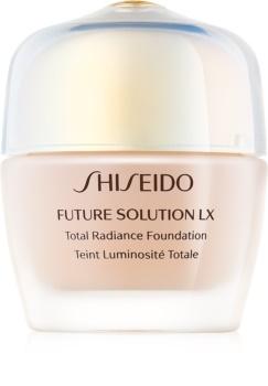 Shiseido Future Solution LX maquillaje con efecto rejuvenecedor SPF 15