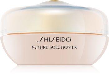 Shiseido Future Solution LX Total Radiance Loose Powder rozjasňujúci sypký púder