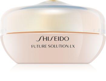 Shiseido Future Solution LX роз'яснююча розсипчаста пудра