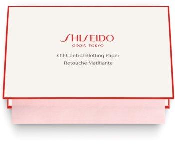 Shiseido Generic Skincare Oil Control Blotting Paper papírky na zmatnění pro mastnou a smíšenou pleť