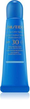 Shiseido Sun Care UV Lip Color Splash SPF 30 lesk na pery SPF 30