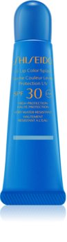 Shiseido Sun Care UV Lip Color Splash SPF 30 блиск для губ SPF 30