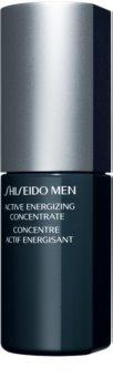 Shiseido Men Active Energizing Concentrate Verjongende Concentraat  voor Huid Egalisatie en Porien Minimalisatie