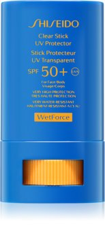Shiseido Sun Protection Stick Sunscreen SPF 50+