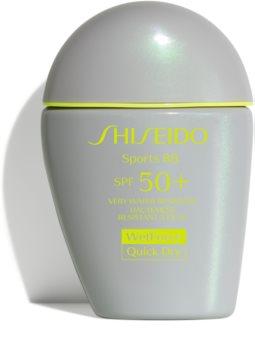 Shiseido Sun Care Sports BB BB krema SPF 50+