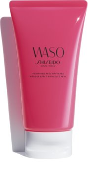 Shiseido Waso Purifying Peel Off Mask máscara anti-impurezas peel-off