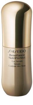 Shiseido Benefiance NutriPerfect Eye Serum serum pod oczy przeciw zmarszczkom, opuchnięciom i cieniom pod oczami
