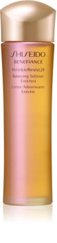 Shiseido Benefiance WrinkleResist24 Balancing Softener Enriched tónico hidratante antirrugas