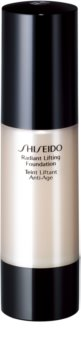 Shiseido Makeup Radiant Lifting Foundation rozjasňujúci liftingový make-up SPF 15